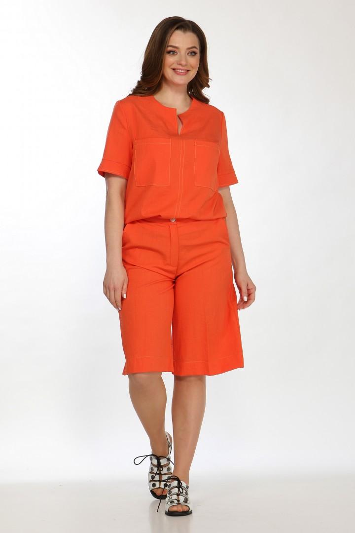 Шорты Belinga 4049 оранжевый