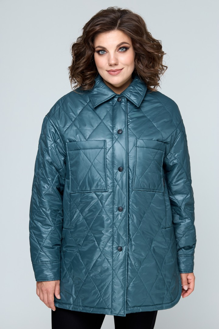 Куртка BonnaImage 605 зеленый