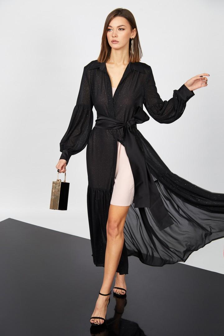 Платье BUTER 2108 black