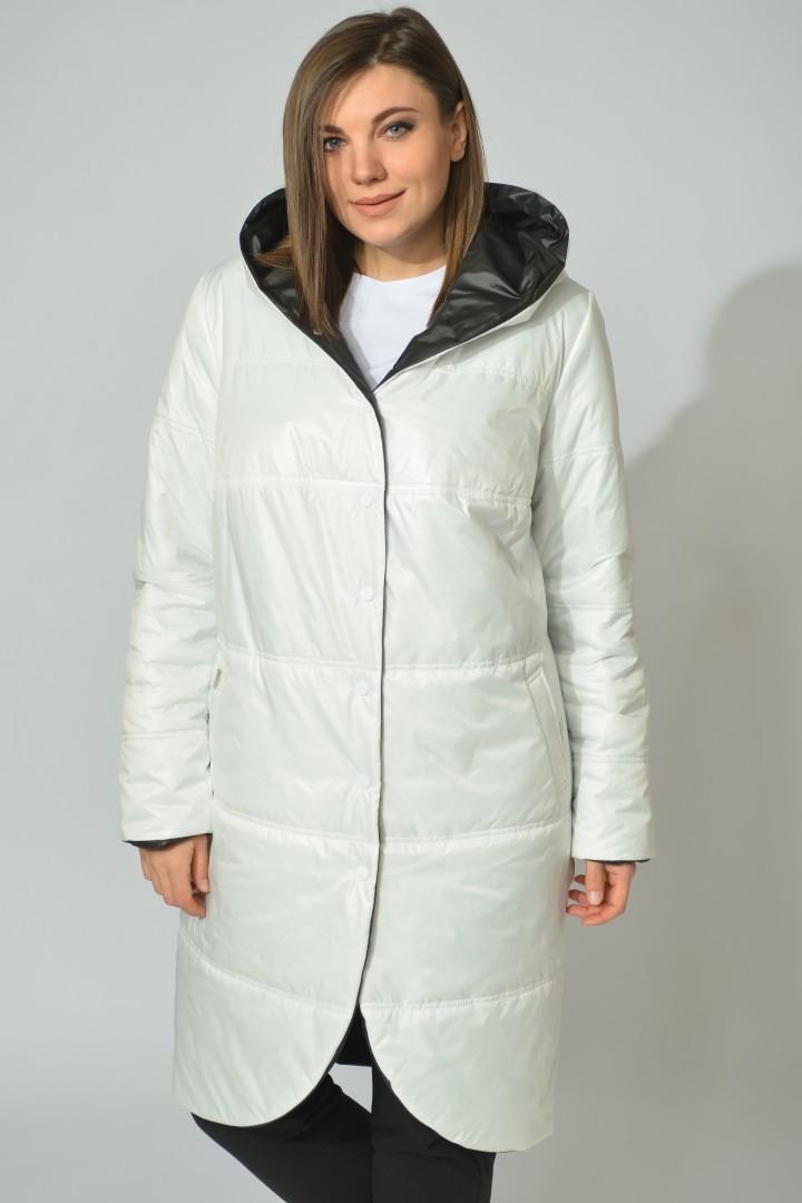 Куртка Diomant 1328 бело-черный