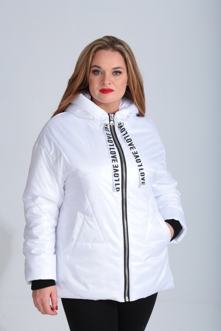 Куртка Diomant 1505 белый