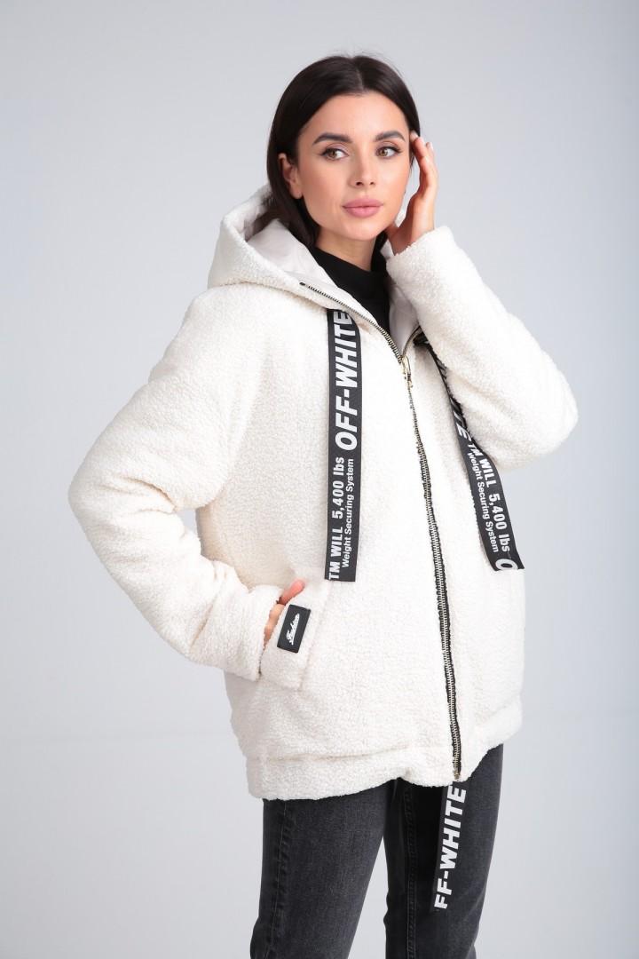Куртка Diomant 1598 белый
