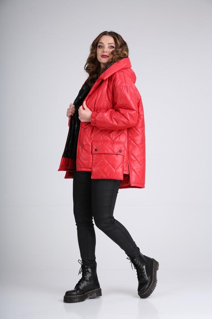 Куртка Diomant 1729 красный