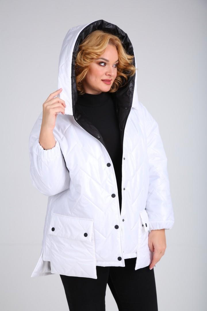 Куртка Diomant 1729 белый