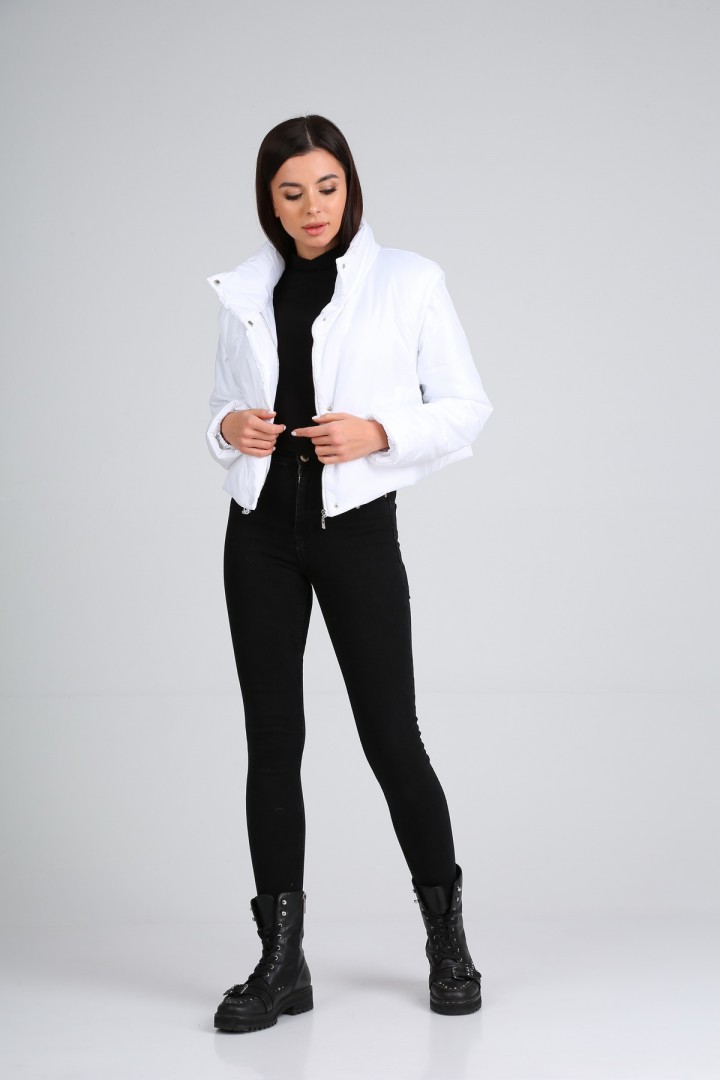 Куртка Diomant 1740 белый