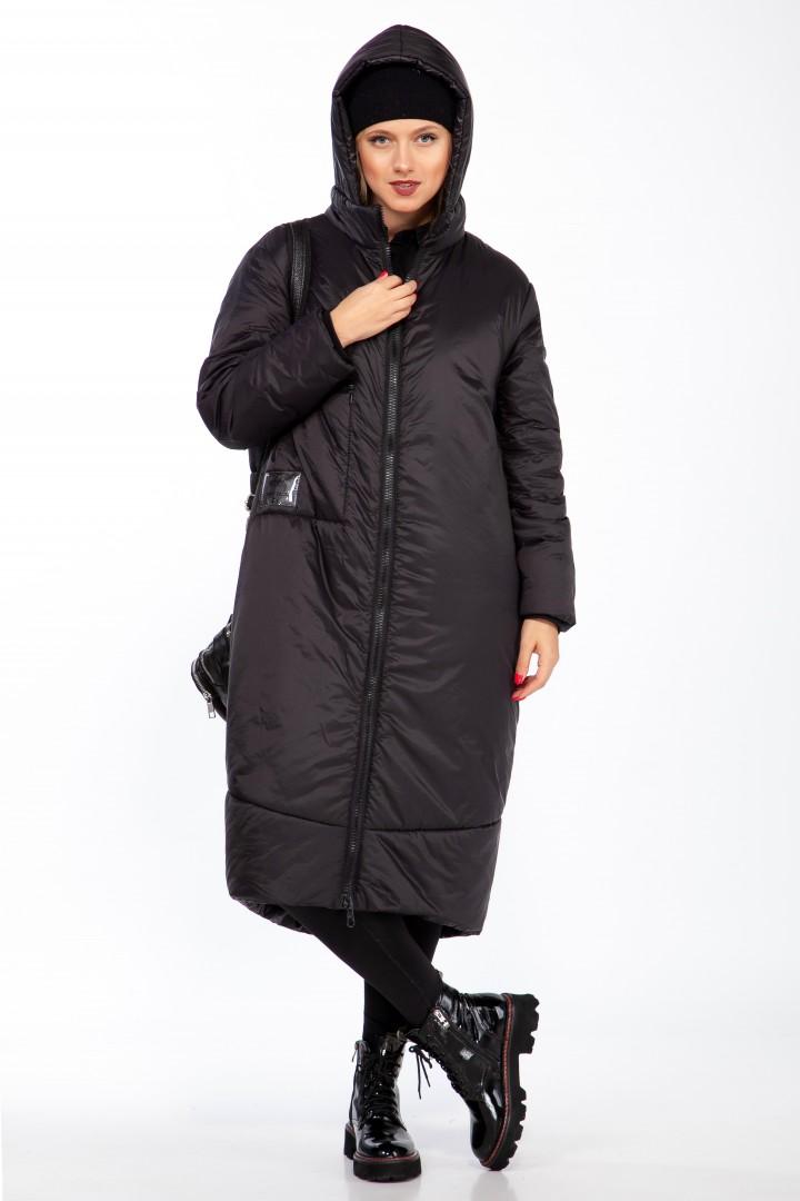 Пальто DOGGI 8009 черный