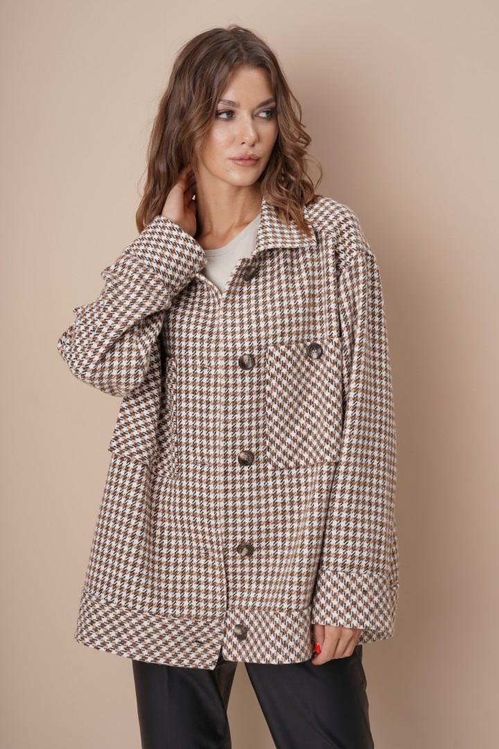 Куртка Фантазия Мод 4014  беж