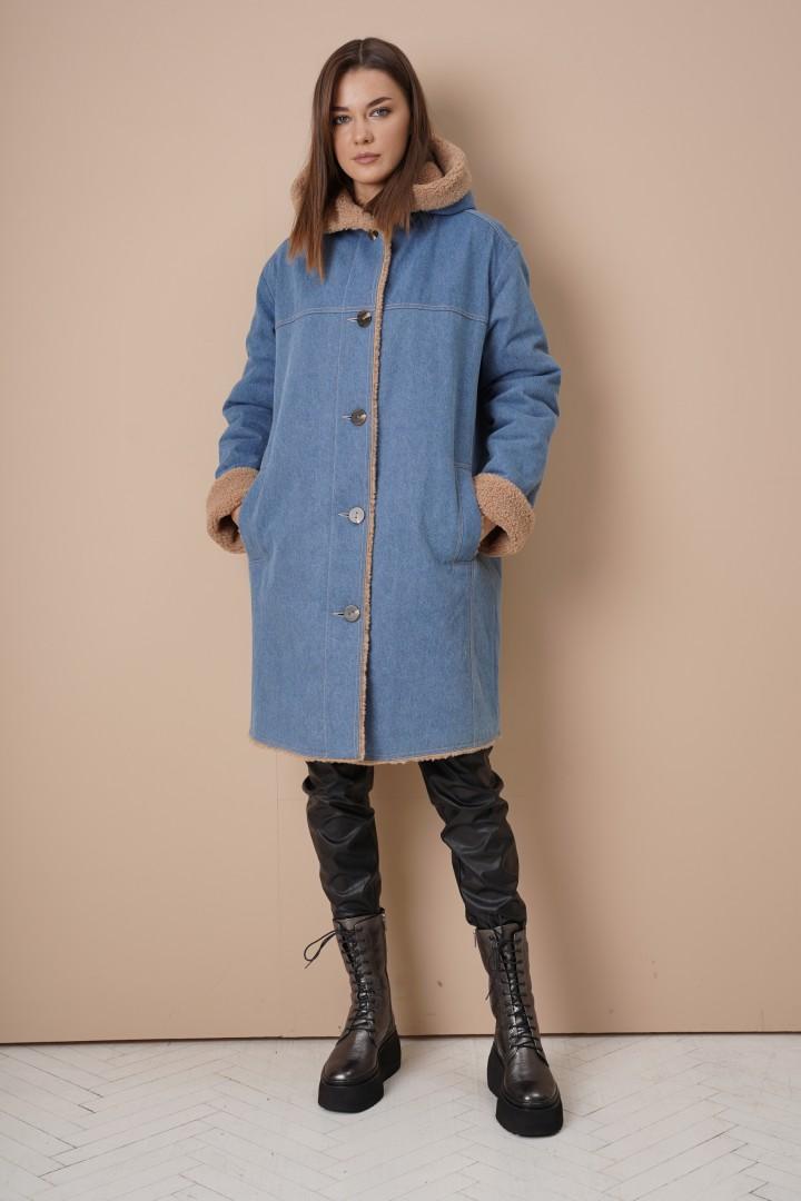 Пальто Фантазия Мод 4015