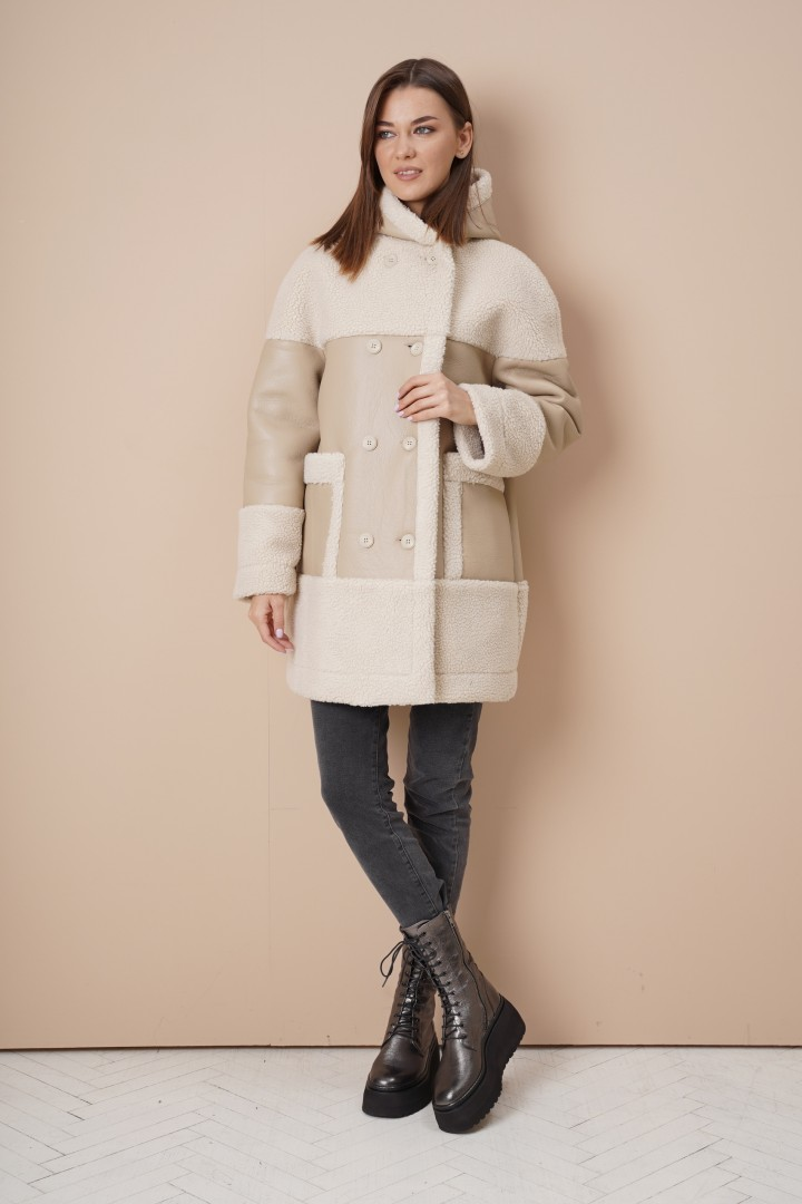 Пальто Фантазия Мод 4058