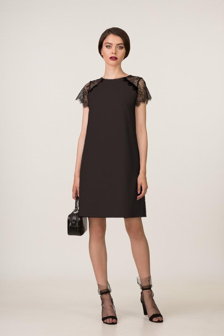 Платье GlasiO 5605-4  (42-52)
