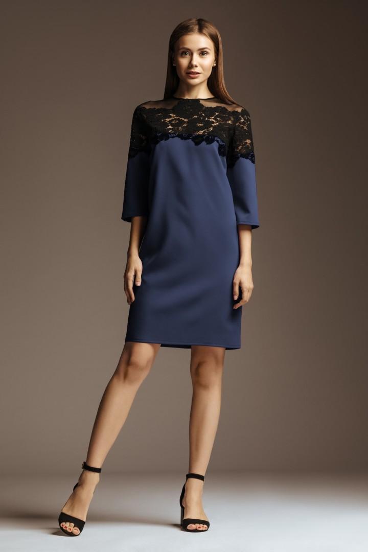 Платье GlasiO 5777-3  (42-52)