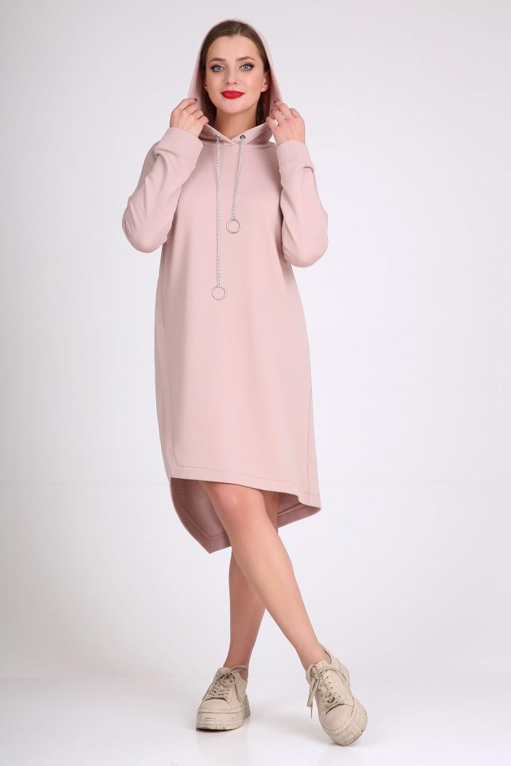 Платье Golden Valley 4750 розовый