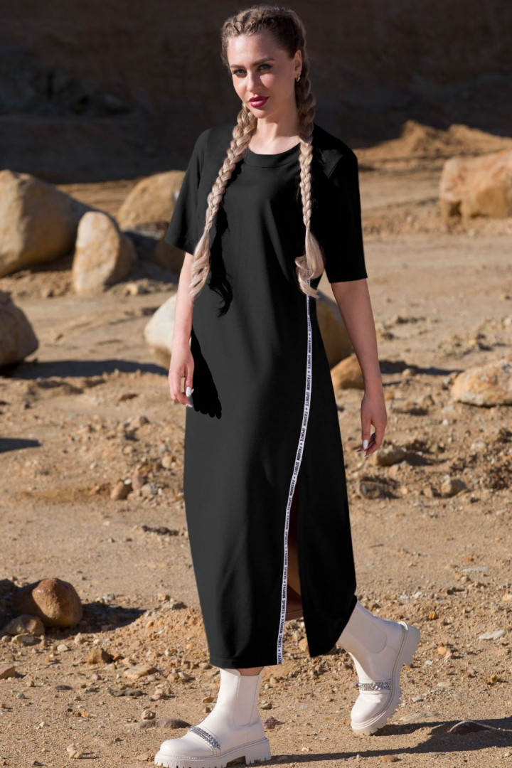 Платье Golden Valley 4755 чёрный
