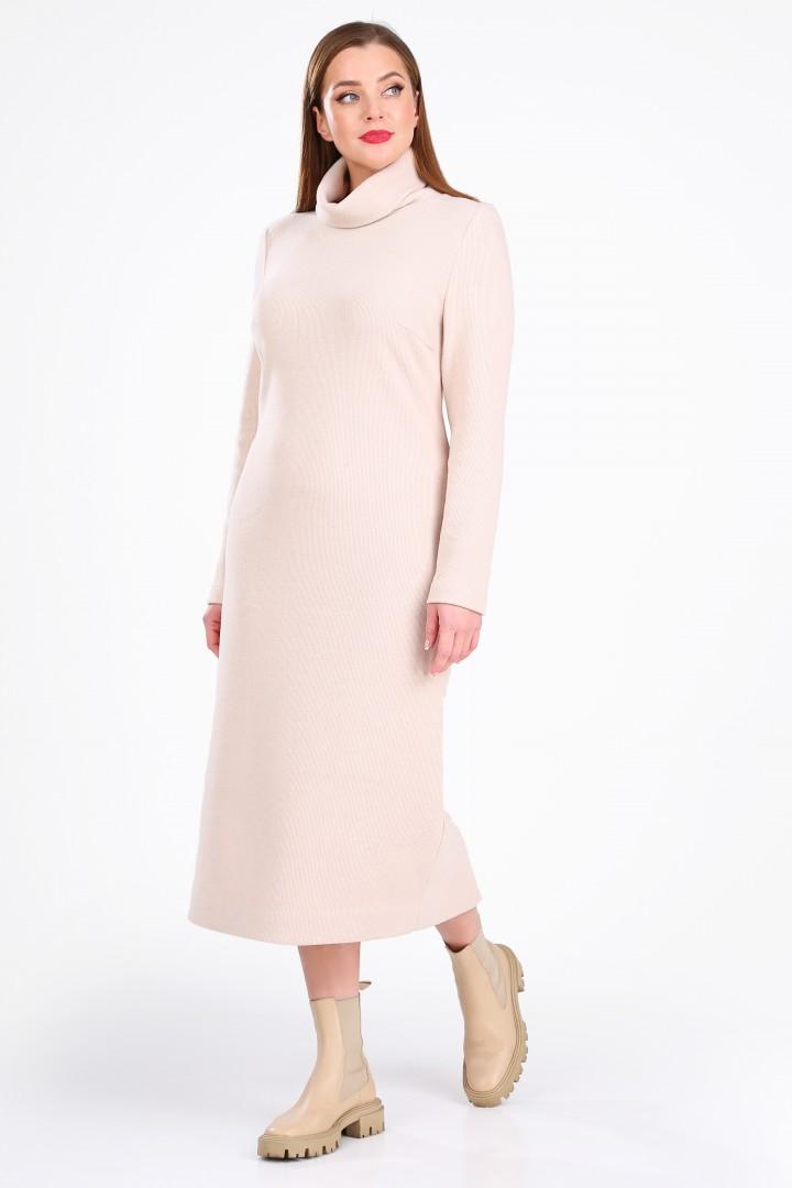 Платье Golden Valley 4759-1 пудровый