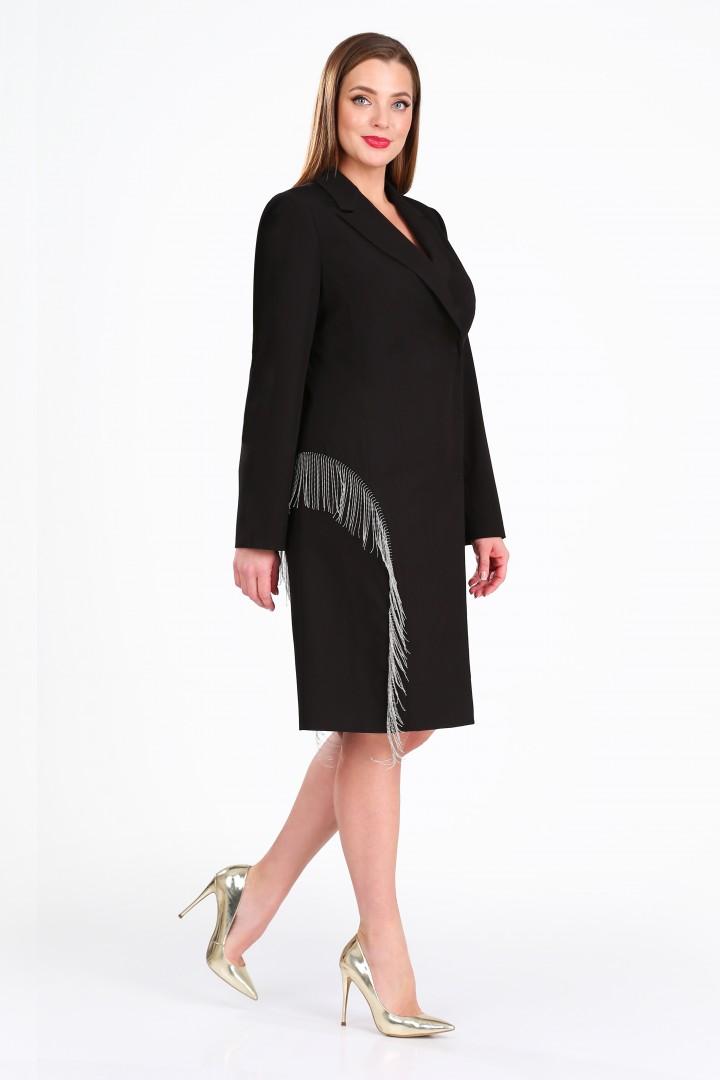 Платье Golden Valley 4786 черный