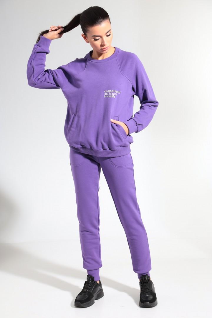 Костюм HIT 3080 фиолетовый