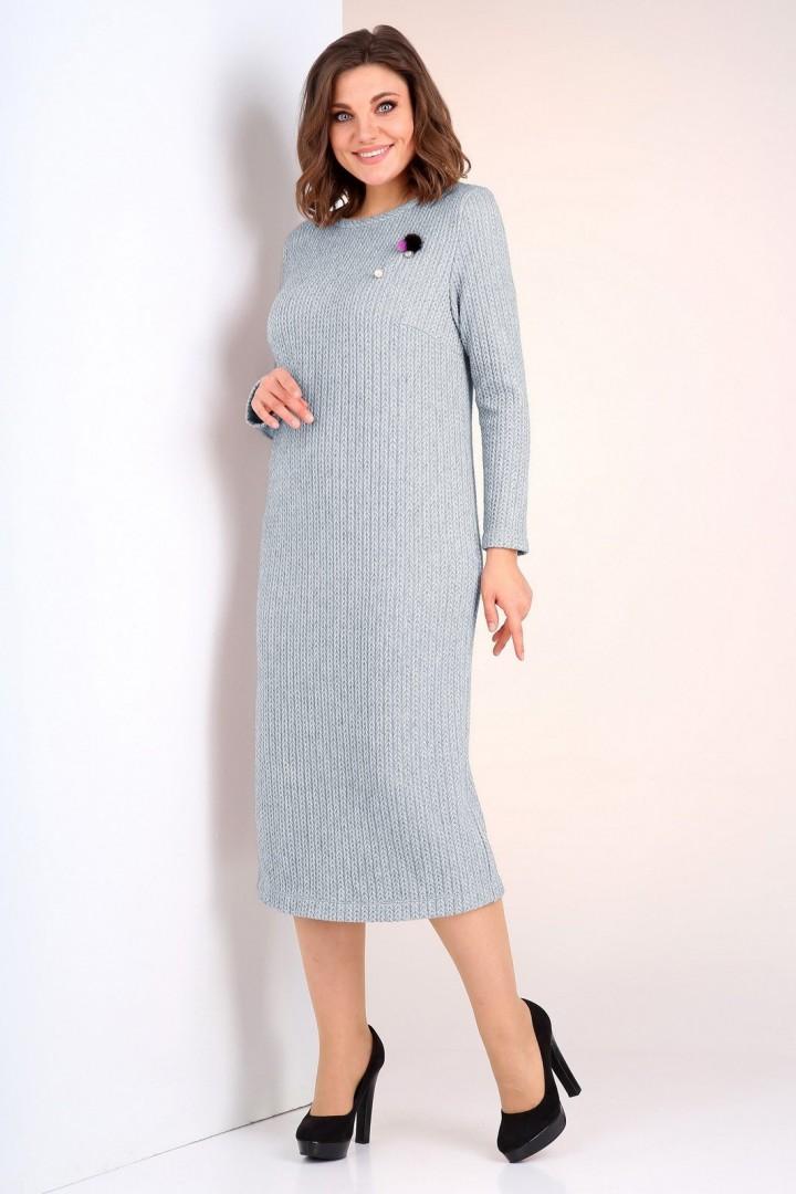 Платье Jurimex West 2605 голубой