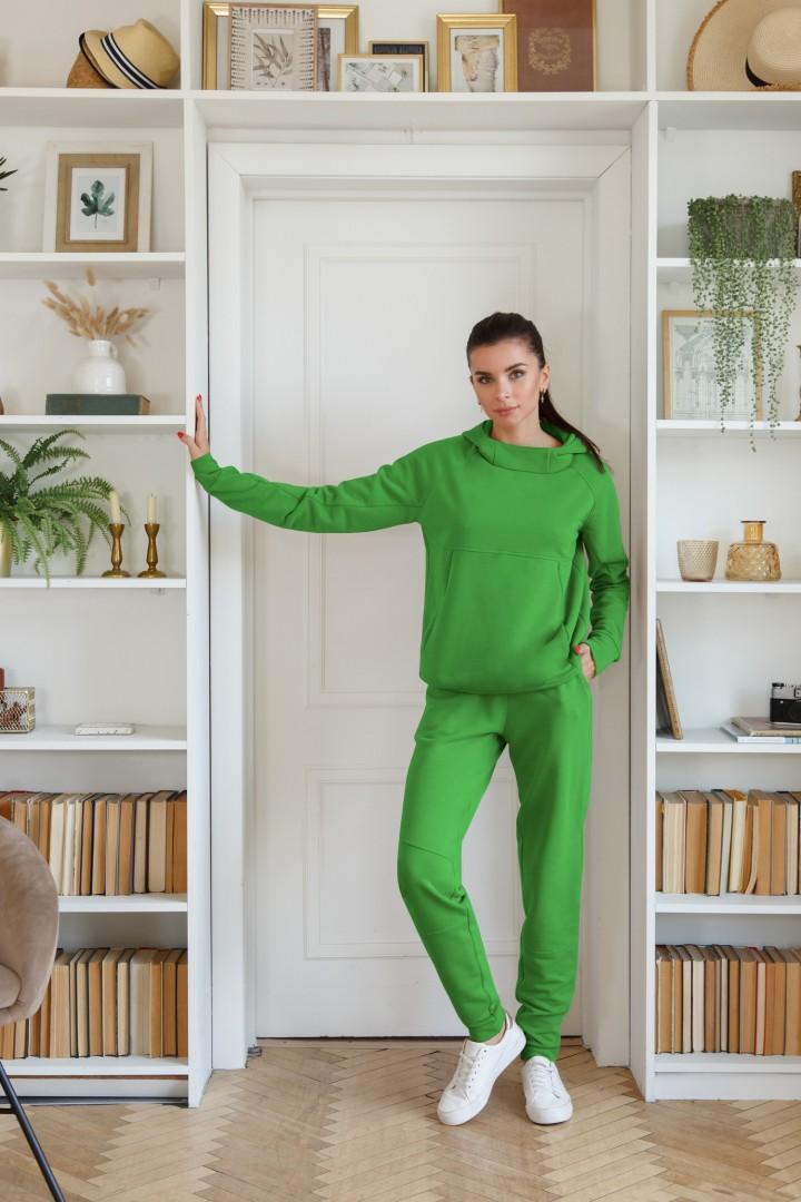 Костюм ЛадисЛайн 1386 зелень