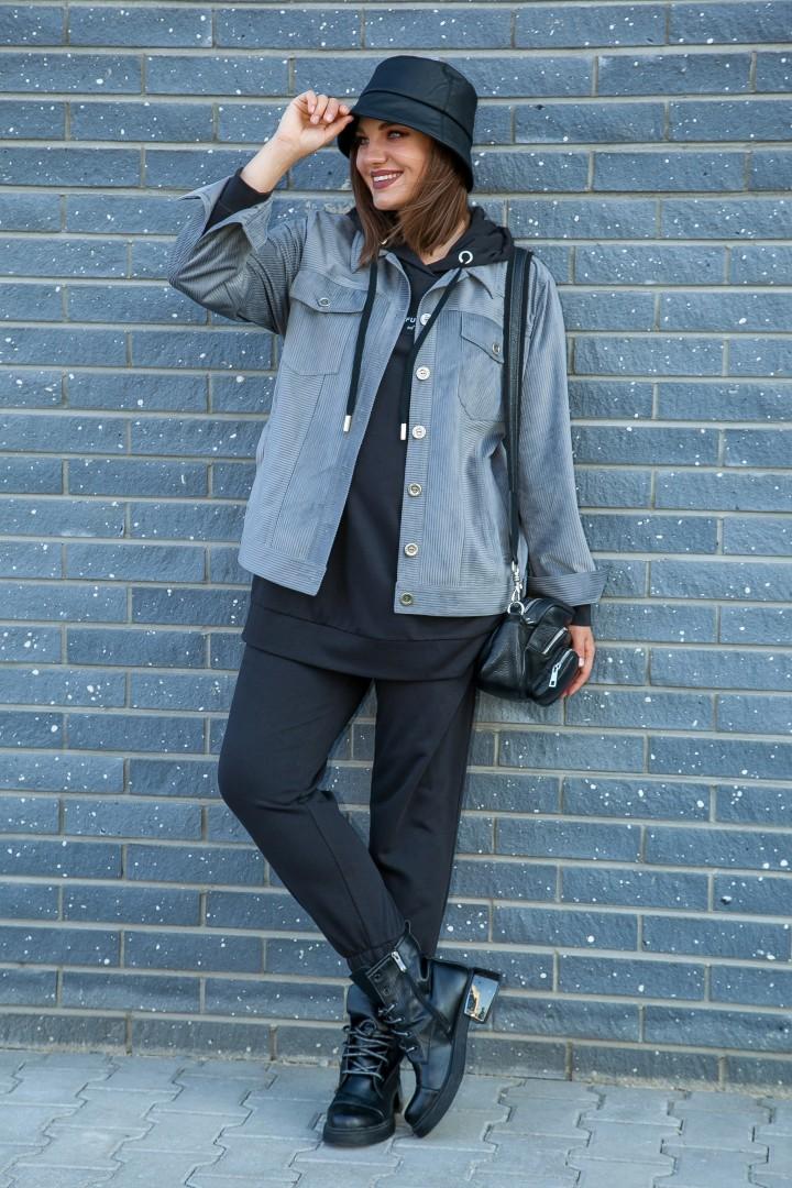 Куртка LadySecret 060 серый