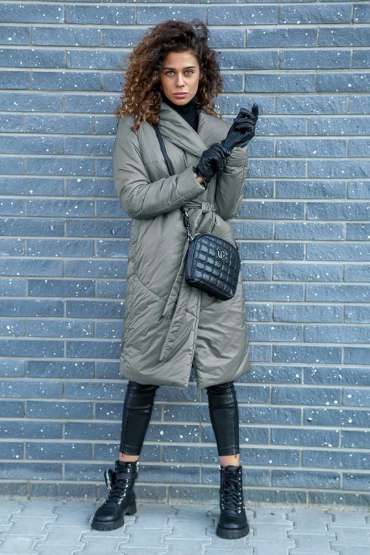 Пальто LadySecret 5003 графит