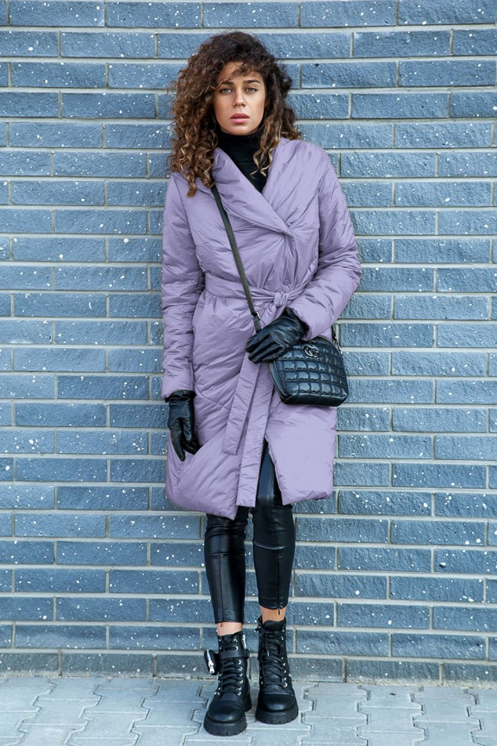Пальто LadySecret 5003 лавандовый