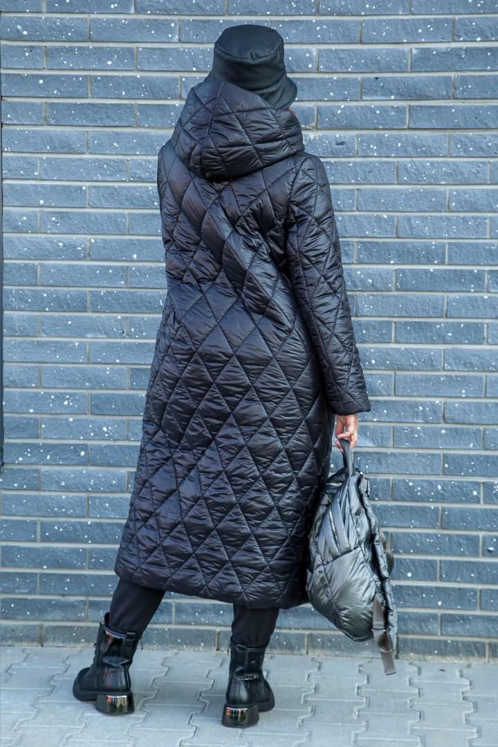 Пальто LadySecret 5007 черный