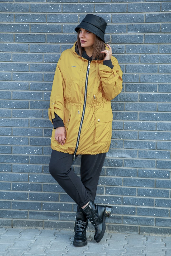 Куртка LadySecret 6315 горчица