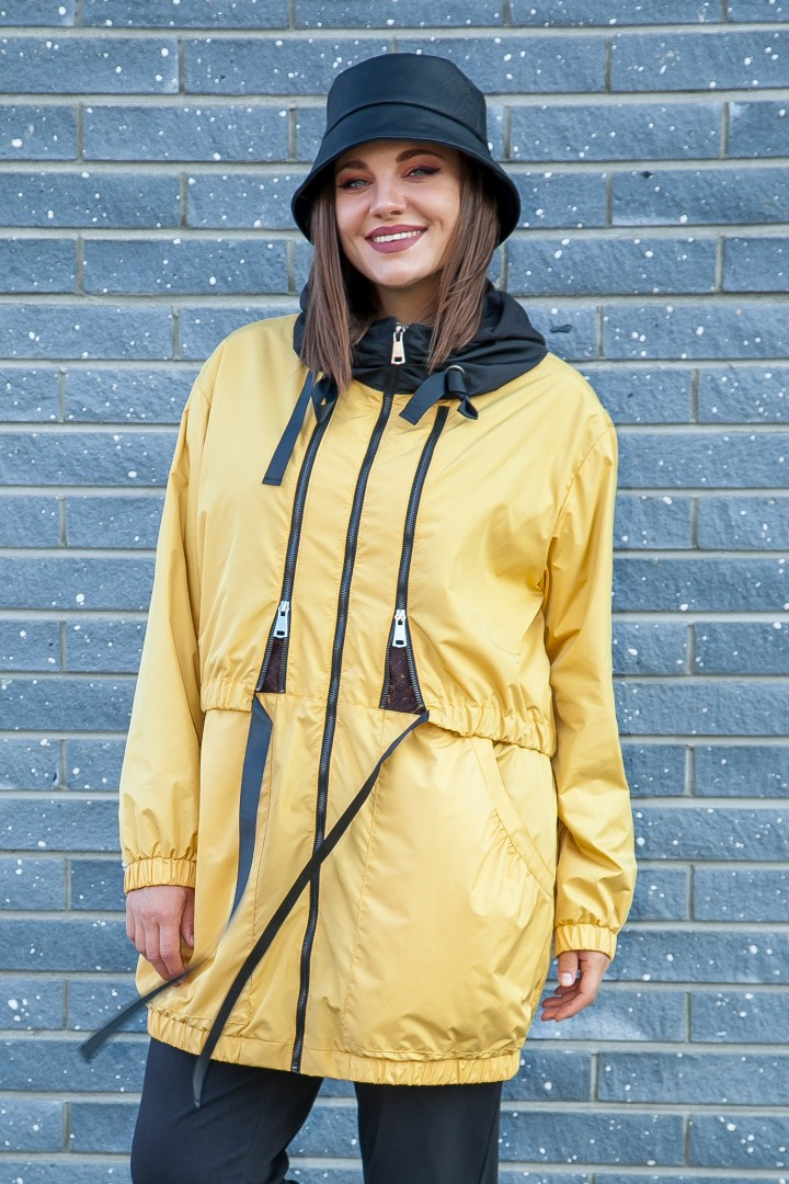 Куртка LadySecret 6318 лимонный