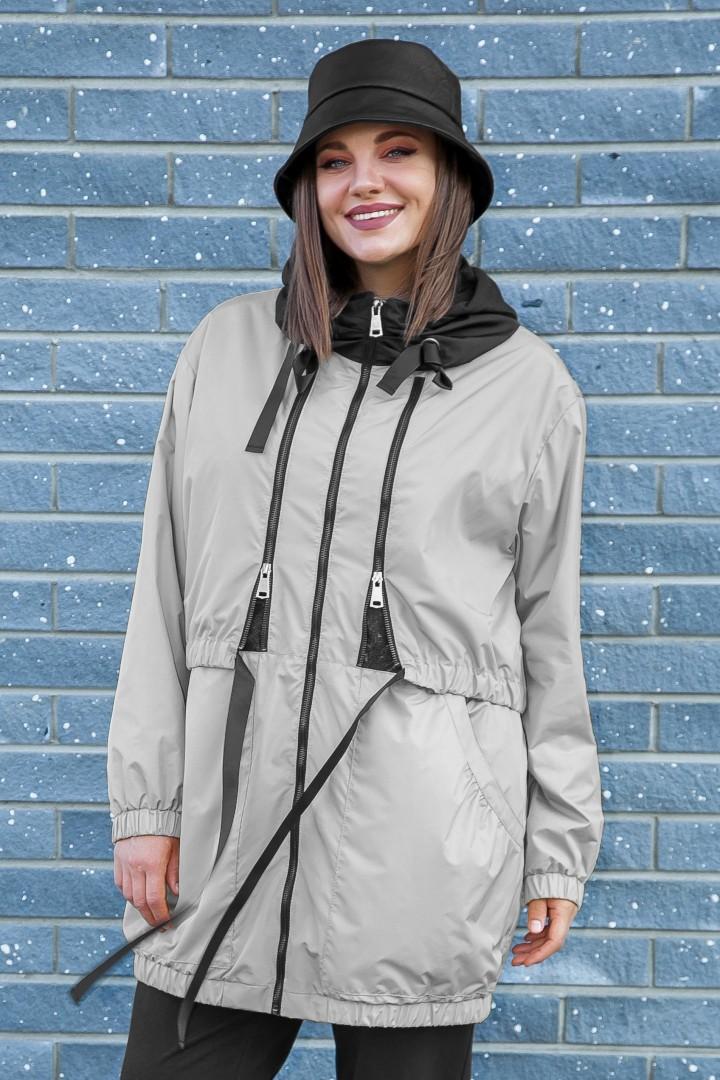 Куртка LadySecret 6318 серый