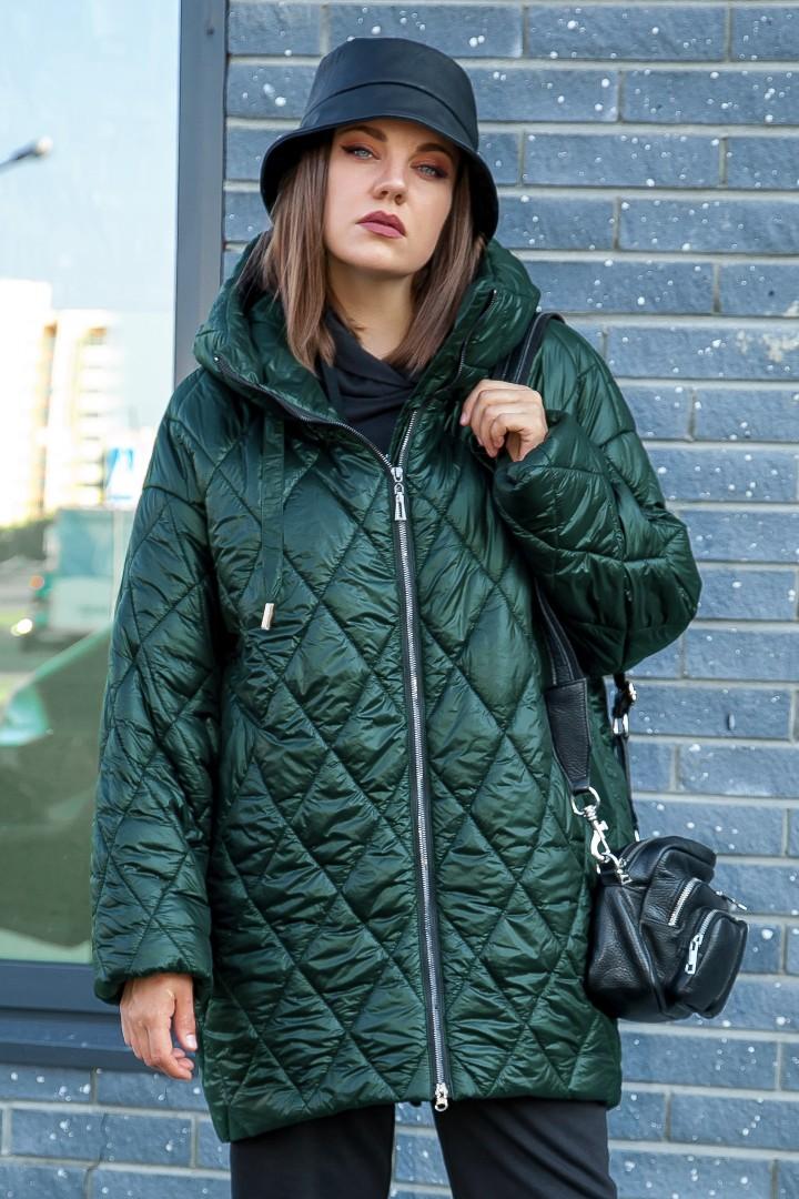 Куртка LadySecret 6321 изумруд
