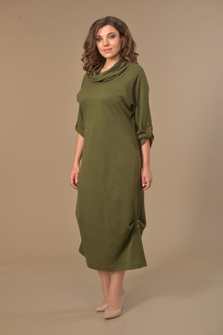 Платье LadyStyleClassic 1233/4