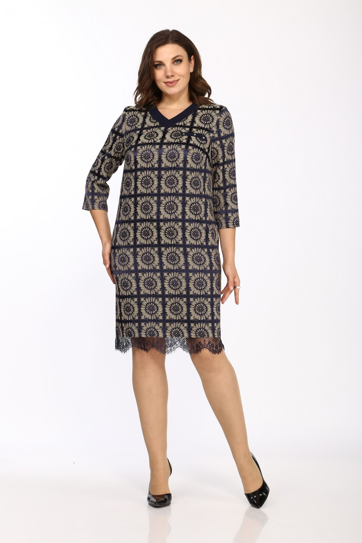 Платье LadyStyleClassic 1511/1