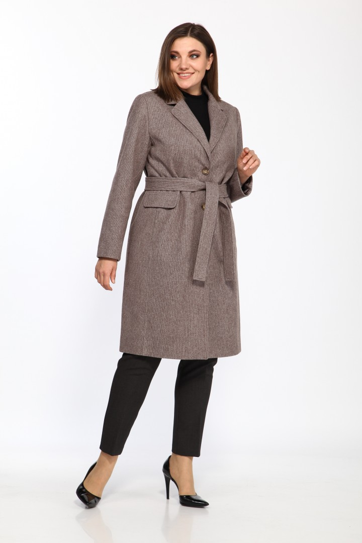 Пальто LadyStyleClassic 2389