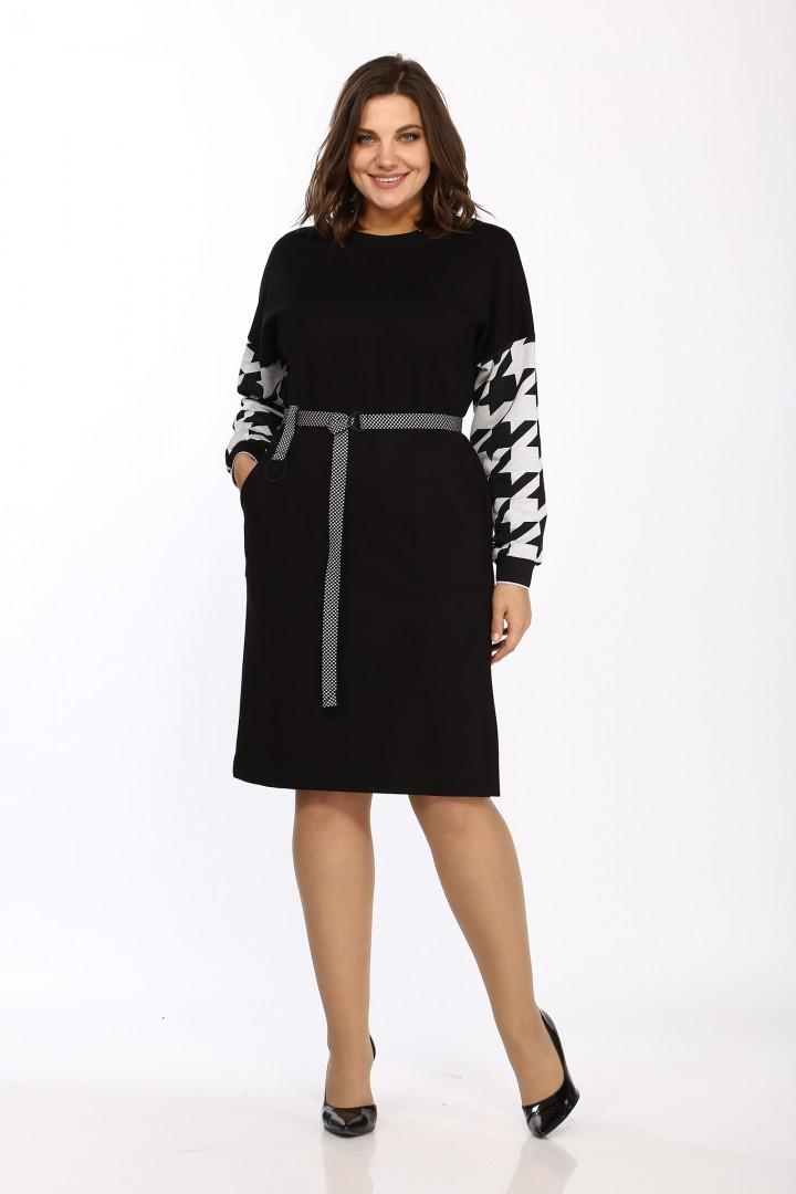 Платье LadyStyleClassic 2421