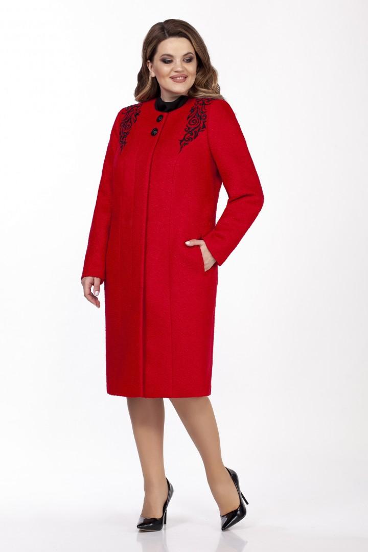 Пальто LaKona 797 красный
