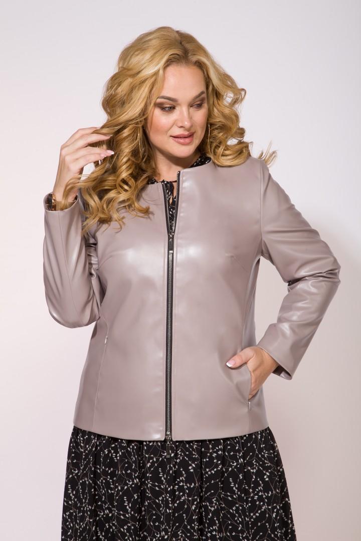 Куртка Лилиана 922L перламутровый