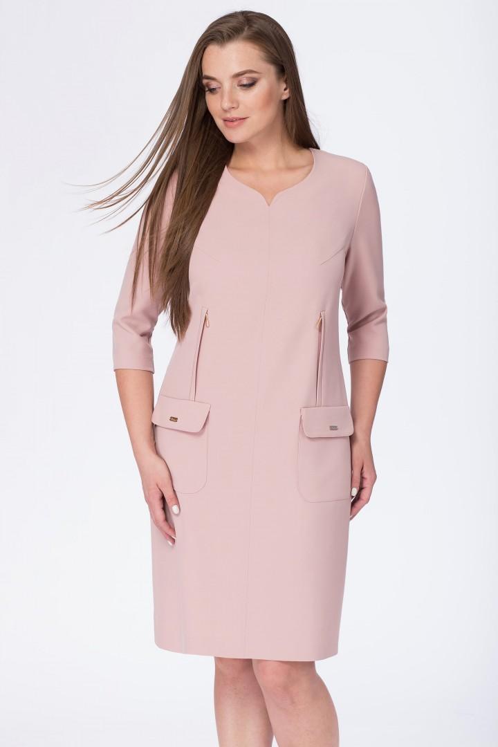 Платье Линия Л 1670 розовый