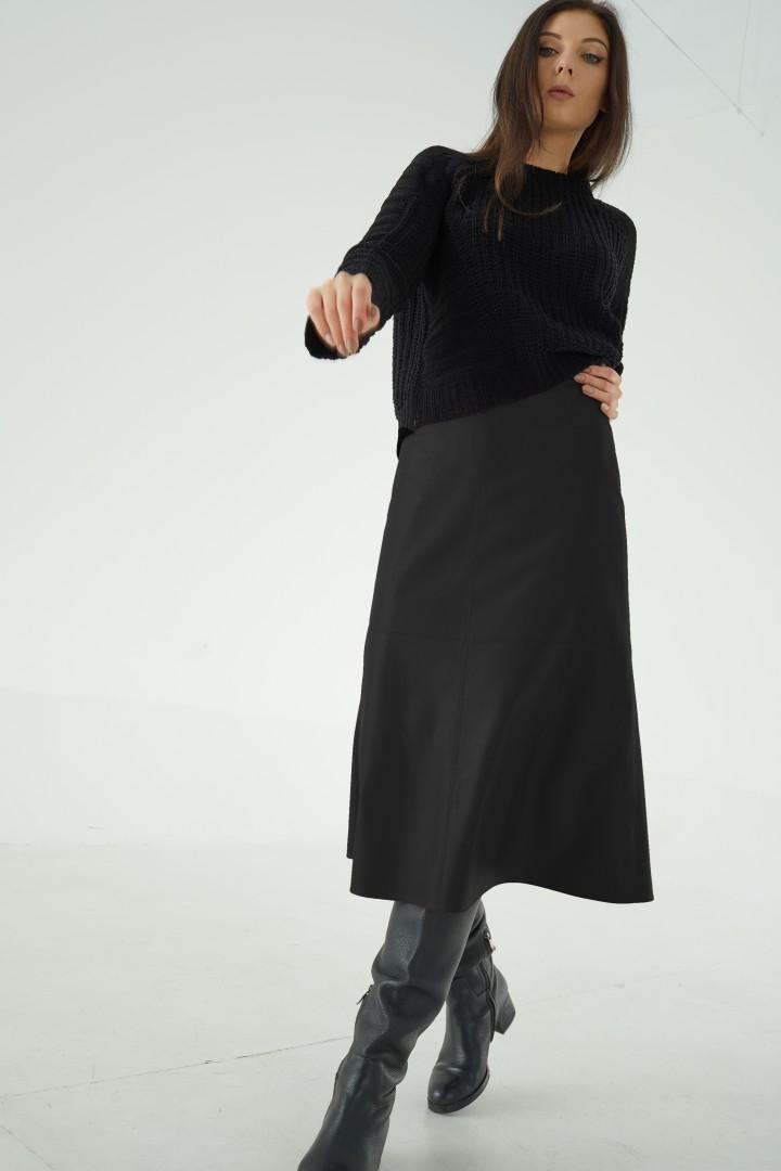 Юбка MALI 221-109 черный