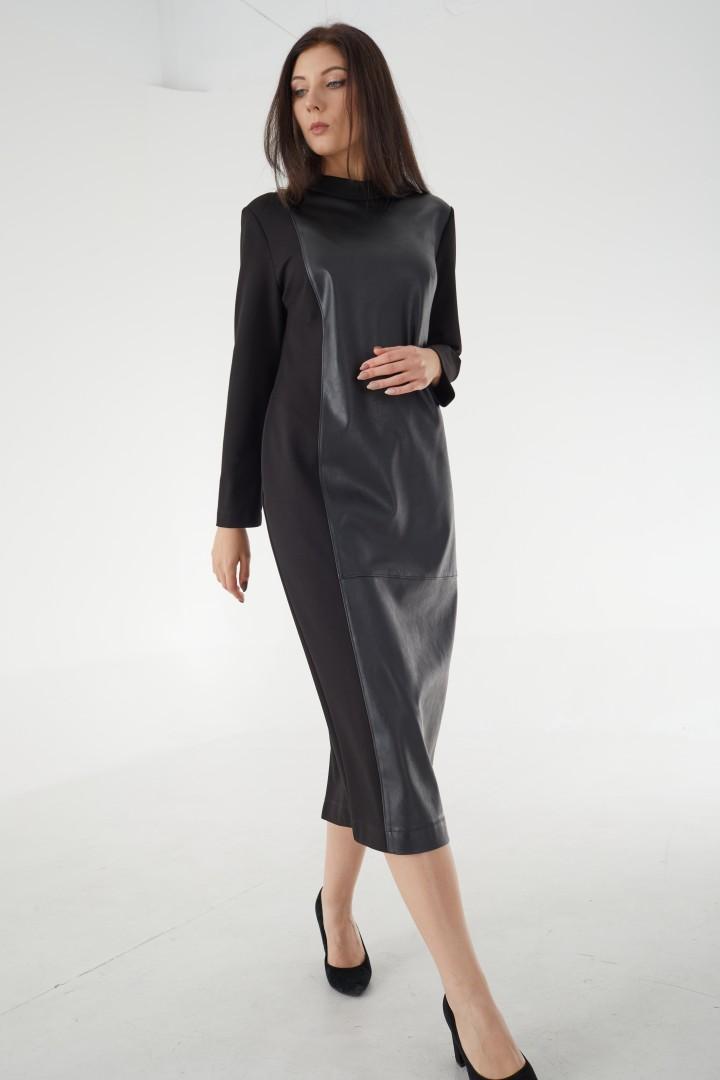 Платье MALI 421-104 черный