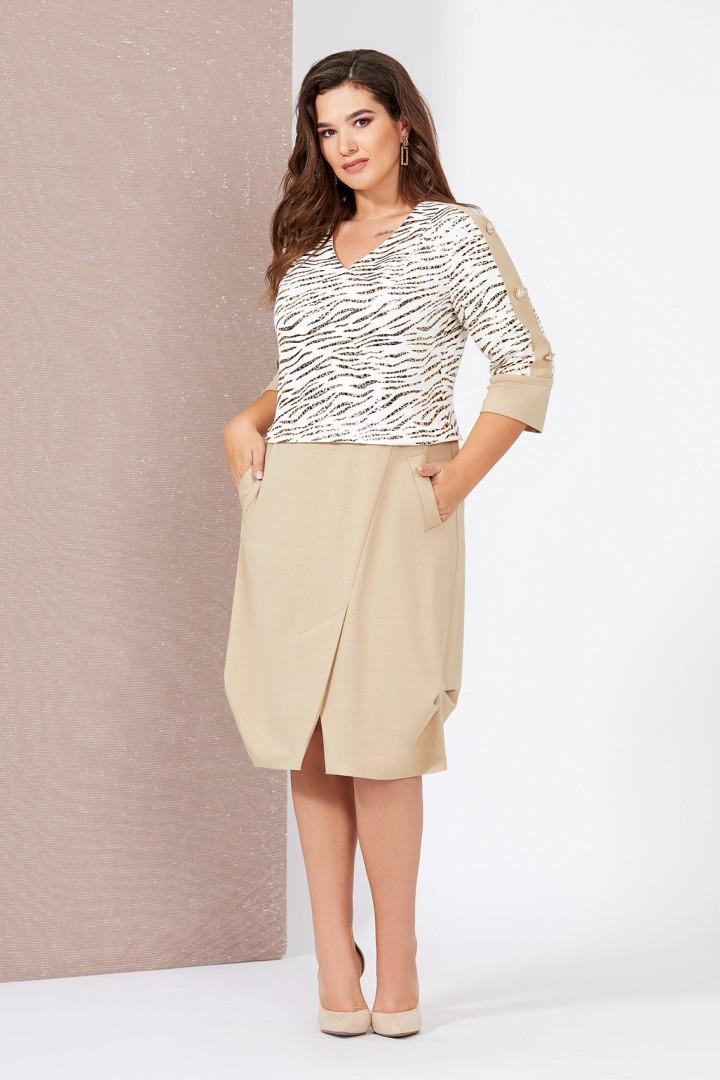 Платье Mira Fashion 4998
