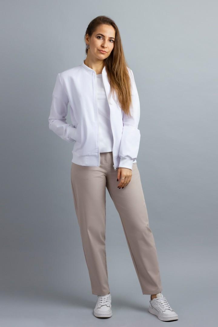 Куртка Mirolia 593 (белый)