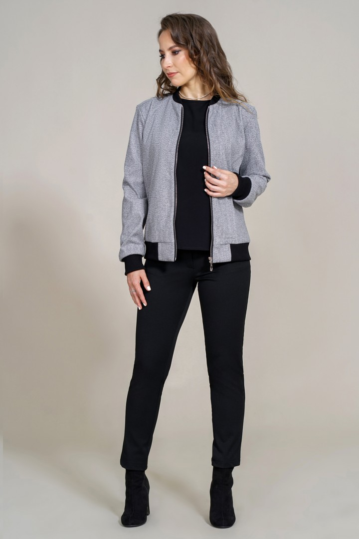 Куртка Mirolia 945 серый