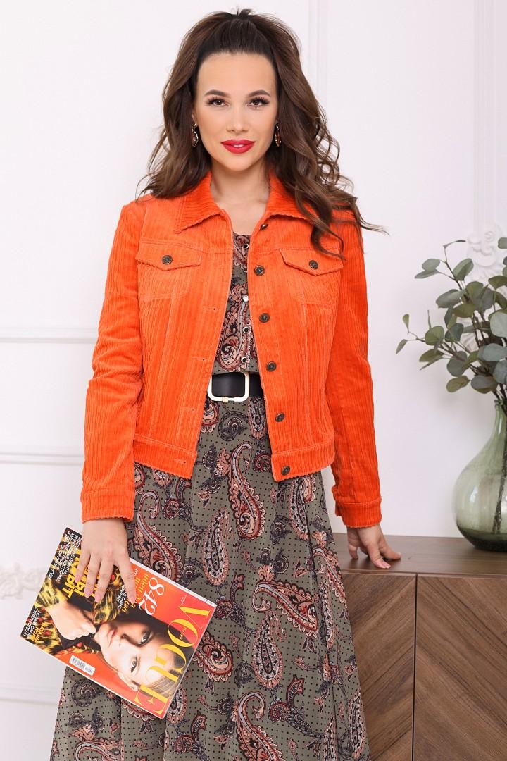 Куртка Мода-Юрс 2400к оранж