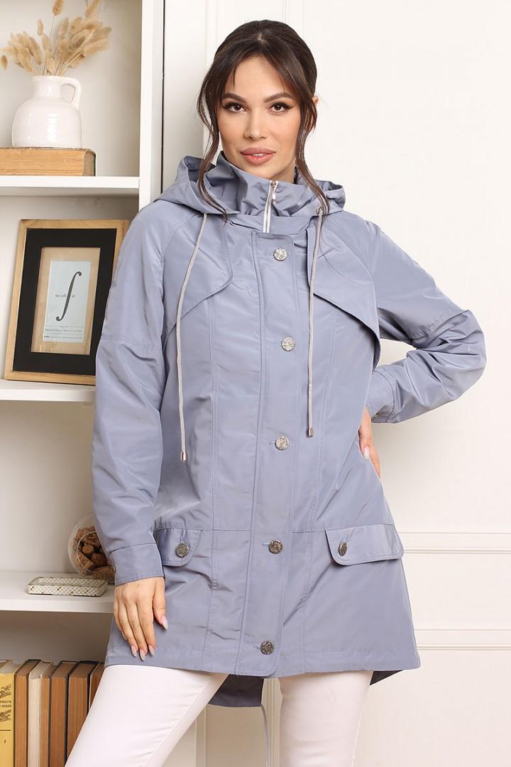 Куртка Мода-Юрс 2576 холодный голубой
