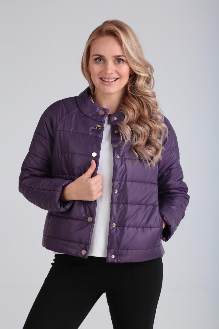 Куртка MODEMA 1007/1-  фиолетовый