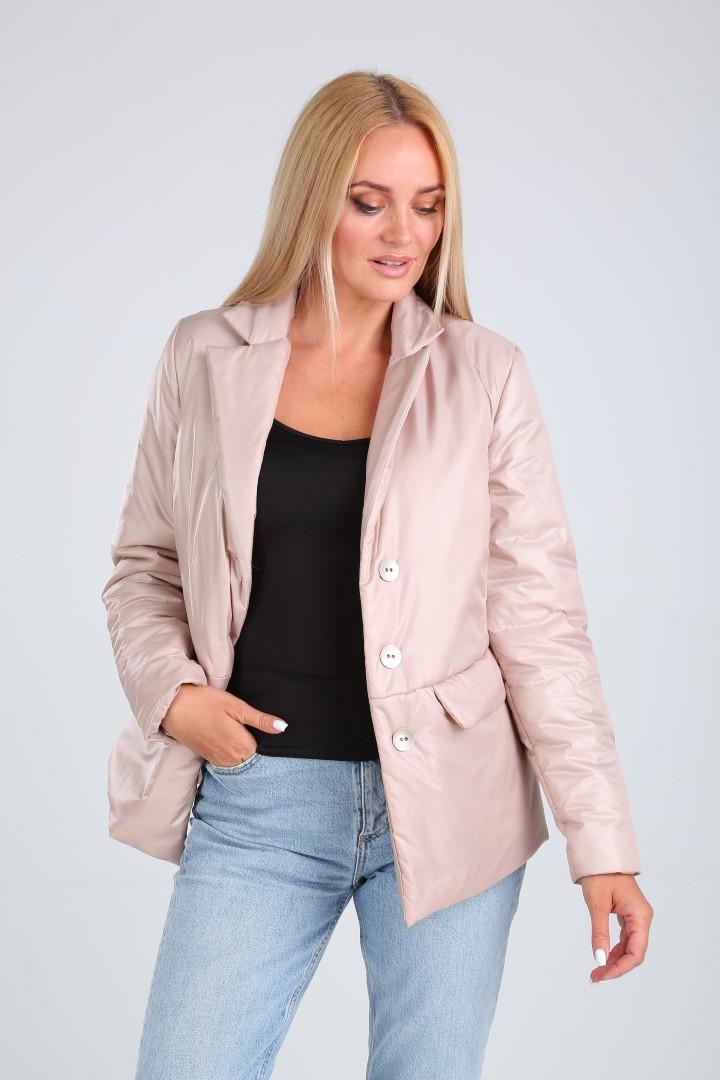 Куртка MODEMA 1021-2 светло-бежевый