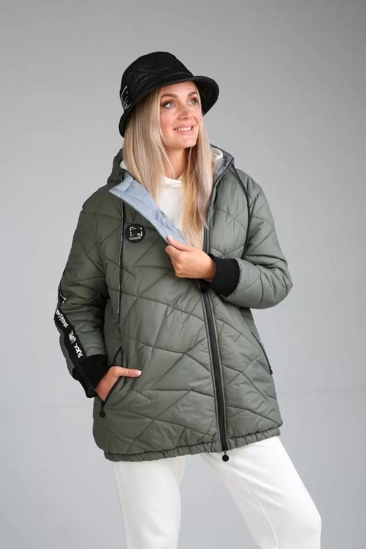 Куртка Мублиз 604 оливка