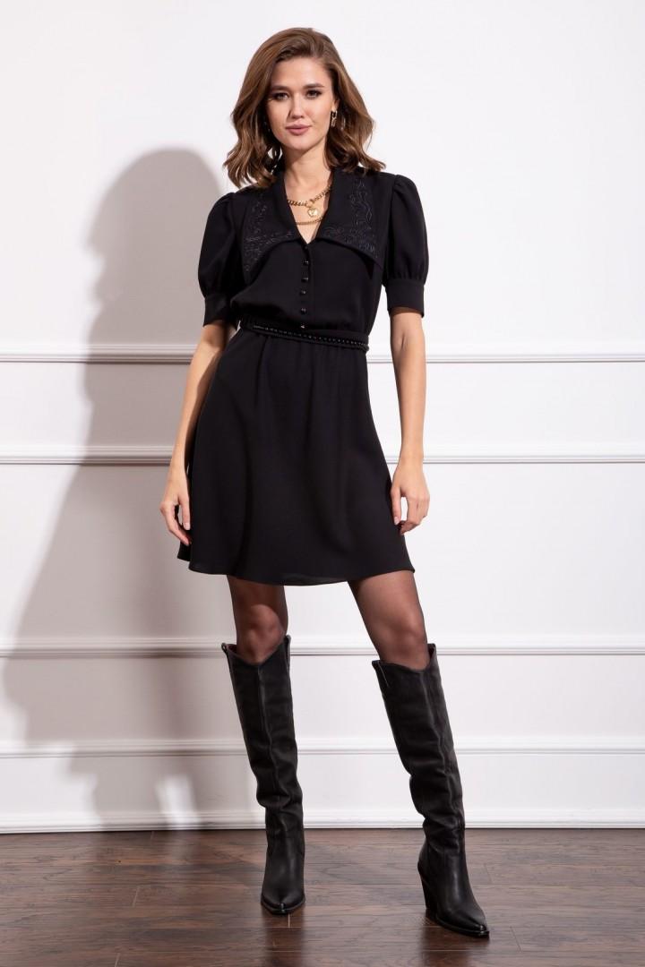 Платье Nova Line 50123 черный