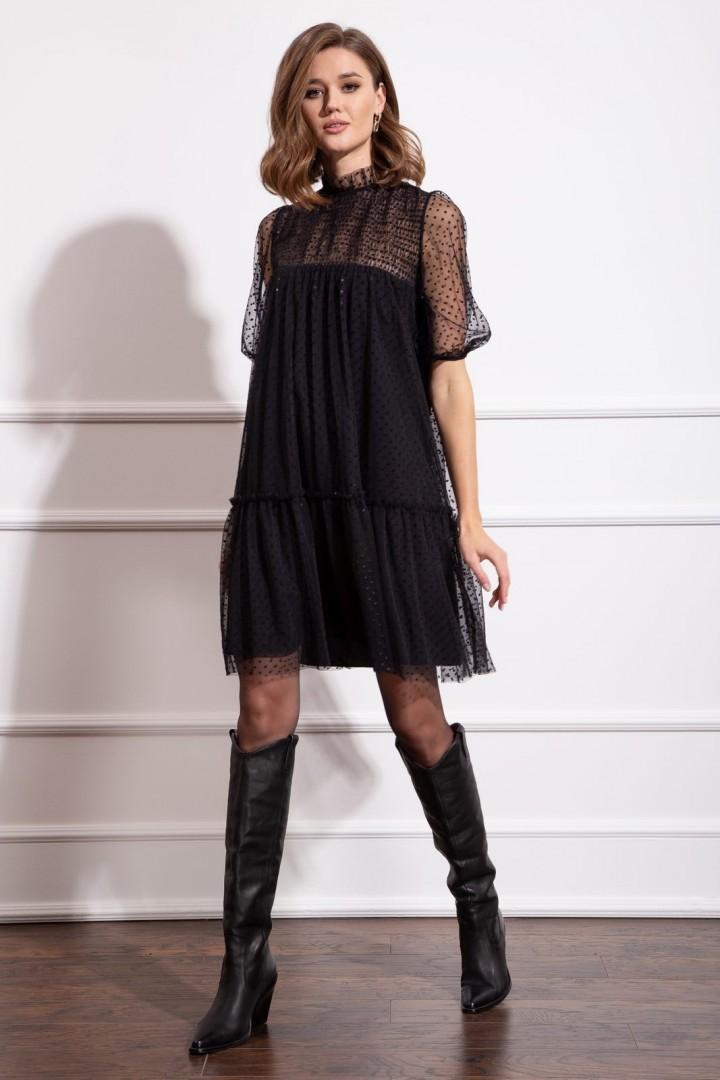 Платье Nova Line 50143 черный