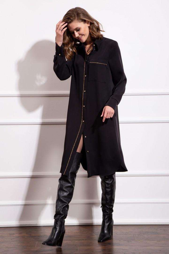 Платье Nova Line 50157 черный